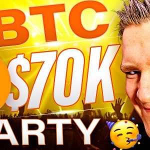 $70,000 BITCOIN PARTY APRIL, Coinbase Stock Predictions - Ivan on Tech Explains