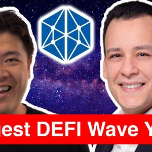 Biggest DEFI wave YET? AllianceBlock will bring the big $$$