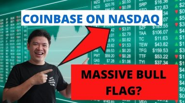 Coinbase Nasdaq (COIN) Listing Today