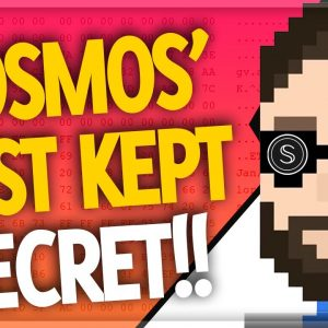 Cosmos blockchain's best kept SECRET! (Secret Network $SCRT)