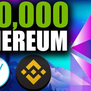 Ethereum to $10k (LAST Chance to Buy ETH)