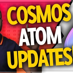 Cosmos ATOM: why Cosmos will be HUGE in 2021! (feat. Josh Lee from Chainapsis)