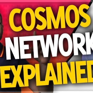 Cosmos blockchain EXPLAINED simply! ( ⚛️ ATOM cryptocurrency )