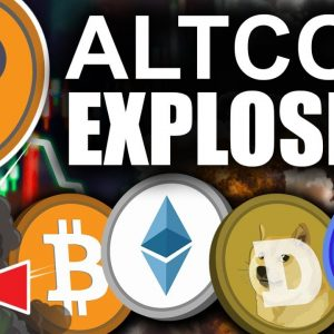 Best Time For Bitcoin & Ethereum (Top Altcoins Exploding DOGE, LINK & ???)