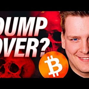 BITCOIN DUMP OVER [OR JUST STARTING] Realistic Analysis...