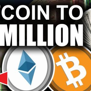 Bitcoin Will Hit $1 Million (ETHEREUM Pumping Right NOW!!!)