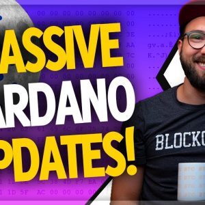 Cardano Africa, Solana, Chainlink 2.0, BTC Price, and more! // Crypto Over Coffee ep.64