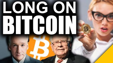 LONG on Bitcoin 2021 (Don't Listen to the WORST HATERS)