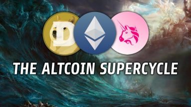 The Altcoin Supercycle | Where To Next?