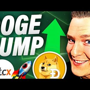 DOGE MELTS FACES - WOOF WOOF!! Swedish Coinbase Listing (BTCX) - Ivan on Tech Explains