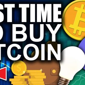 Best Time To Buy Bitcoin (Brightest Future For Ethereum & Crypto)