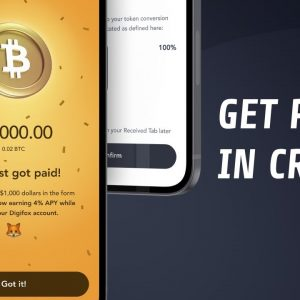 Introducing Get Paid In Crypto!
