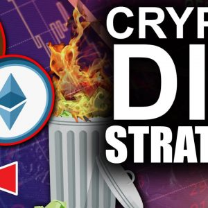 Strongest Bitcoin & Ethereum Stacking Strategy (Greatest 2021 Dip)