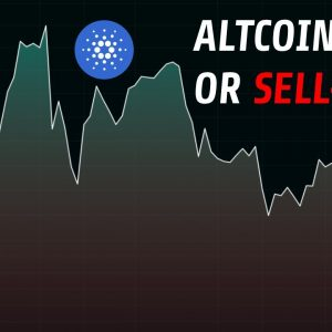 Are Altcoins In For A Sell-Off Or Breakout?