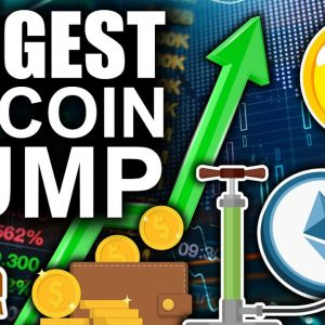 BIGGEST Bitcoin Pump in Last Month (Where BTC is Going)