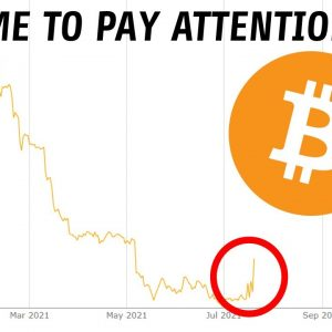 Bitcoin Accumulation | The #1 Reason It's Time To Pay Attention