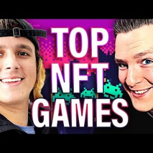 Top 10 NFT Games August 2021!!! For Profit and Fun! [ft @CAGYJAN]