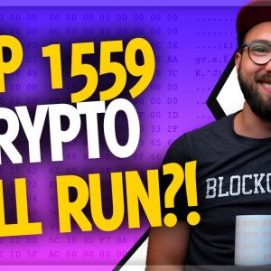 What EIP 1559 means for ETH and altcoins! 🚀| Crypto Infrastructure Bill DISASTER