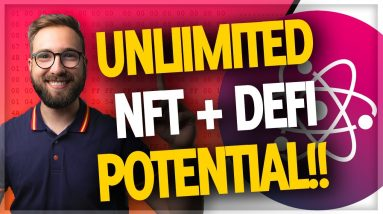 Charged Particles offers UNBELIEVABLE utility for NFTs! (DeFi + NFTs + NFT Games 🤯)