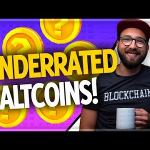 Small altcoins with huge potential! (NO TOP 100 COINS) | Crypto market update