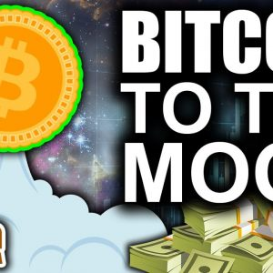 Bitcoin Goes CHA-CHING (46k Last Stop to the MOON)