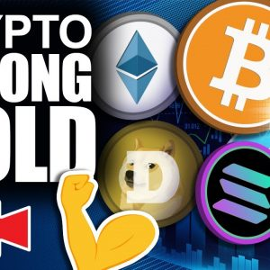Bitcoin Holds STRONG! Altcoins Blasting Off (ETH, SOL, DOGE Pumps)