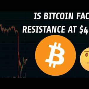 Bitcoin's $40,000 Resistance | Here's What You Need To Know