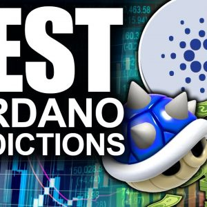 Cardano is Crypto's Blue Turtle Shell (BEST predictions for ADA)