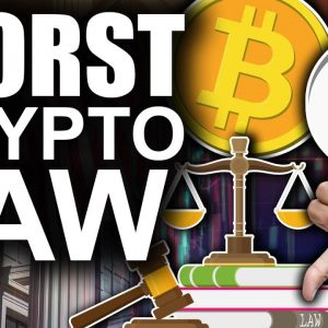 IMMINENT Government Crypto Takeover (WORST Law For Cryptocurrency)