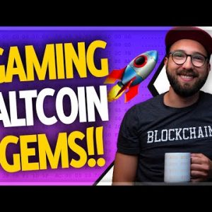 Gaming altcoins with INSANE potential! | Avalanche AVAX DeFi strategy causing price growth?