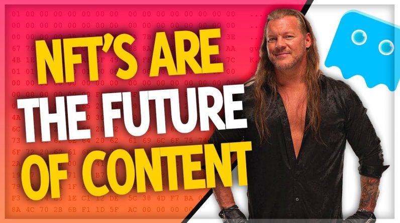 How NFTs are like the early days of podcasting... HUGE creative opportunity (with Chris Jericho)