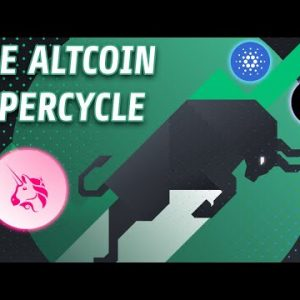 Altcoins Set To Go Parabolic | It's Time To Pay Attention