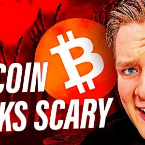 BITCOIN LOOKS VERY SCARY!!! [WATCH BEFORE WEDNESDAY] - Altcoin Opportunities, SEC, Defi