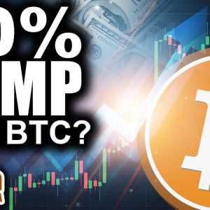 40% Pump For Bitcoin? (ALL Bets Are Off for this Bull Run!)