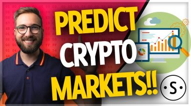 Santiment crypto data analysis tools help YOU make better decisions! | How to predict crypto dips!