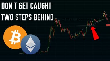 Bitcoin vs. Altcoins ⚠   Don't Get Caught Two Steps Behind