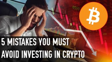 Crypto Euphoria ⚠   5 Mistakes That Could Ruin You