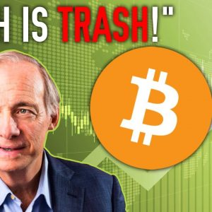 Ray Dalio   Why You Simply Can't Ignore Crypto