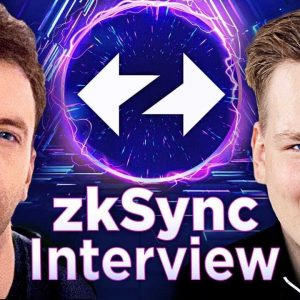 ZK-SYNC Interview with Alex Gluchowski - Scaling Ethereum with Zero Knowledge Rollups